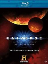 The Universe: Complete Fourth Season 4 Four Blu Ray