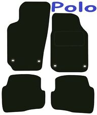 Deluxe Quality Car Mats for Vw Polo 04-09 ** Tailored for Perfect fit ;) **