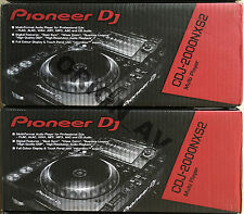 (2) Pioneer CDJ-2000NXS2 Professional Multi Player CDJ2000NXS2 CDJ-2000 Nexus 2