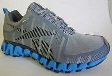 REEBOK ZIGTECH ZIGWILD TR 2 GRAY/BLUE  MEN RUNNING  SHOES 10