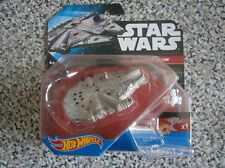 Hot Wheels Star Wars Disney Millenium Falcon model + stand - New