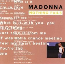 Madonna, Nothing Fails
