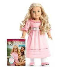 AMERICAN GIRL DOLL CAROLINE A BEFOREVER  DOLL NEW IN BOX  WITH BOOK 18""