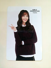 SNSD Girls' Generation SMTOWN COEX OFFICIAL FORTUNE COOKIE PHOTOCARD - YoonA