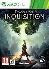 Dragon AGE: Inquisition Xbox 360 ELETTRONICO MICROSOFT NUOVO, non Arts SIGILLATO