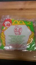 1995 MCDONALDS BUSY WORLD OF RICHARD SCARY HUCKLE CAT AND SCHOOL TOY SEALED