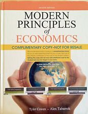 Modern Principles of Economics by Tyler Cowen and Alex Tabarrok (2011,...