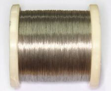 5 m Titanium Gr.2 wire / 5 m Titan Gr.2 Draht Ø 0,35 mm Tolerance (0,33-0,34mm)