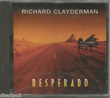 RICHARD CLAYDERMAN - Desperado - CD RARO 1992 SIGILLATO