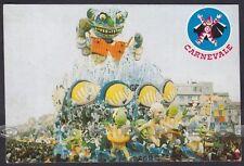 LUCCA VIAREGGIO 90 CARNEVALE Cartolina