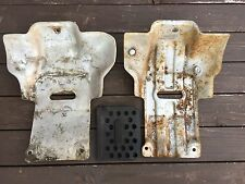 HONDA TLR200 SKID PLATE CUSHION RUBBER 1983 MD09 VINTAGE TRIAL