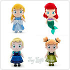 Toddler Ariel Cinderella Elsa Anna Plush doll Stuffed Toy