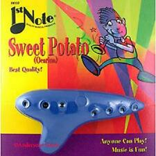 SET OF 2 - OCARINA - SWEET POTATO by 1st Note - 7 hole - Real Musical Instrument