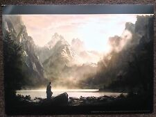 The Sword Of Truth PRINT Terry Goodkind Raphael Lacoste Chain Of Flames Fantasy