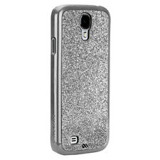 Case-Mate Glimmer Case Cover Shield for Samsung Galaxy S4 i9500 i9505 - Silver