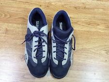 Shimano Ladies Gray And Tan Size 7 M Bicycle Shoes