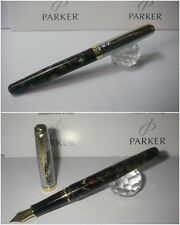 Penna Parker Sonnet + accessorio optional  fusto in celluloide Mosaic Pearl