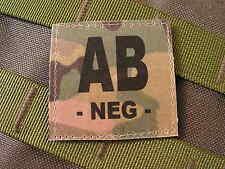 Patch Velcro ..:: AB - NEG - ::.. MULTICAM