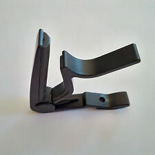 Metal Acoustic Guitar Capo Black