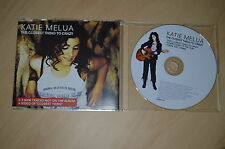 Katie Melua - The closest thing to crazy. 3 tr.+CDRom. CD-Single promo (CP1704)