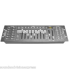 Chauvet Obey 40 DMX LED Lighting Controller DJ Stage Light Control 192 Channels