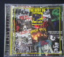 Riot City Records Best Of CD NEW SEALED Punk Oi! Chaos UK/Undead/Mayhem/Expelled