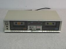 Technics Cassette Player RS-B11W, Stereo Double Tape Deck, Dubbing Mixing Record