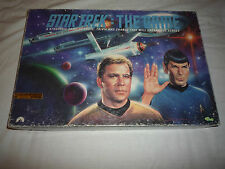VINTAGE STAR TREK; THE GAME! SEALED CONTENTS COLLECTOR'S EDITION 1992