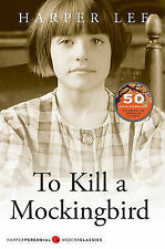 To Kill a Mockingbird By Lee, Harper | New (Trade Paper) BOOK | 9780060935467