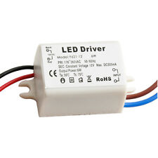 6W Power Supply Electronic LED Driver Low Voltage Transformer For 12V MR16/MR11