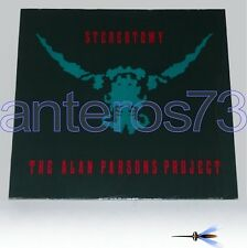 "THE ALAN PARSONS PROJECT ""STEREOTOMY'"" RARE LP ITALY"