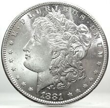 United States-USA (Morgan $ Dollar) 1881 S