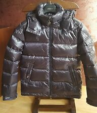 BNWT Authetic MONCLER Maya Men's Quilted Navy Puffer Size 2/US Medium