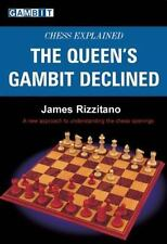Chess Explained: The Queen's Gambit Declined, Rizzitano, James