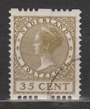 R30 Roltanding 30 gestempeld used NVPH Netherlands Nederland Pays Bas syncopated