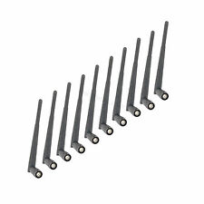 10x2dBi 2.4G 5G Dual Band WiFi RP-TNC Antenna for Linksys Cisco Wireless Routers