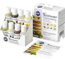 Wilton Treatology Flavor System with 8 Flavor Concentrates - FREE SHIPPING