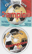 MAXI CD 4T FOOTBALL BLONDIE/GLORIA GAYNOR/KOOL & THE GANG/ CHAMPIONS ORCHESTRA
