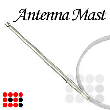 Saab 9-3 /900 Auto Power AM/FM Radio Antenna Mast Replacement+Tooth Core Kit