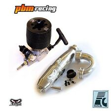 Hong Nor .28 4.6cc Pull Force START Nitro RC Motore/NINJA Tubo Combo-fce2801
