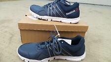 NEW MEN'S REEBOK YOURFLEX TRAIN 8.0 SHOE SNEAKER MEMORY TECH INSOLE Size 10