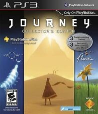 Journey -- Collector's Edition Sony PlayStation 3 PS3 Game+Case+Manual