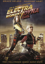 Electra Woman  Dyna Girl (DVD, 2016) NEW