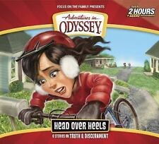 Adventures in Odyssey: Head over Heels 60 by AIO Team (2016, CD)