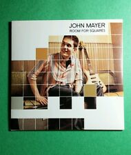 JOHN MAYER ROOM FOR SQUARES LENNY WIND CRIES MARY LIVE X-LOUNGE 2 SONGS MUSIC CD