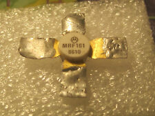 MRF161 Si N-CHANNEL RF POWER MOSFET 17.5W  65V 900mA  400MHZ (used)1pcs.