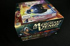 Space Tabletop Board Games Lot Nexus Ops Merchant of Venus 2.0 Perry Rhodan