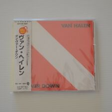 VAN HALEN - DIVER DOWN - 1997 JAPAN CD