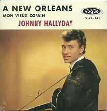 CD 2 TITRES - JOHNNY HALLYDAY : MON VIEUX COPAIN ( NEUF EMBALLE )