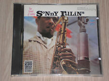 SONNY ROLLINS - THE SOUND OF SONNY - CD COME NUOVO (MINT)